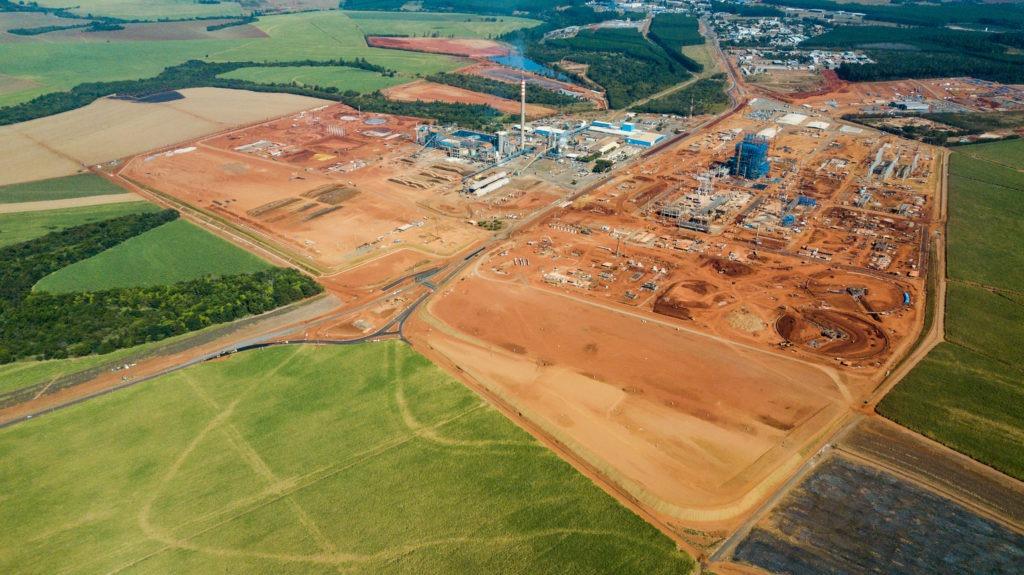 Bracell informa que dá sequência a investimentos de 8 bilhões na região com 11 mil empregos