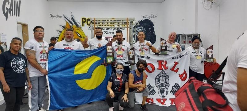 Equipe botucatuense se destaca no levantamento de peso rumo aos Jogos Abertos