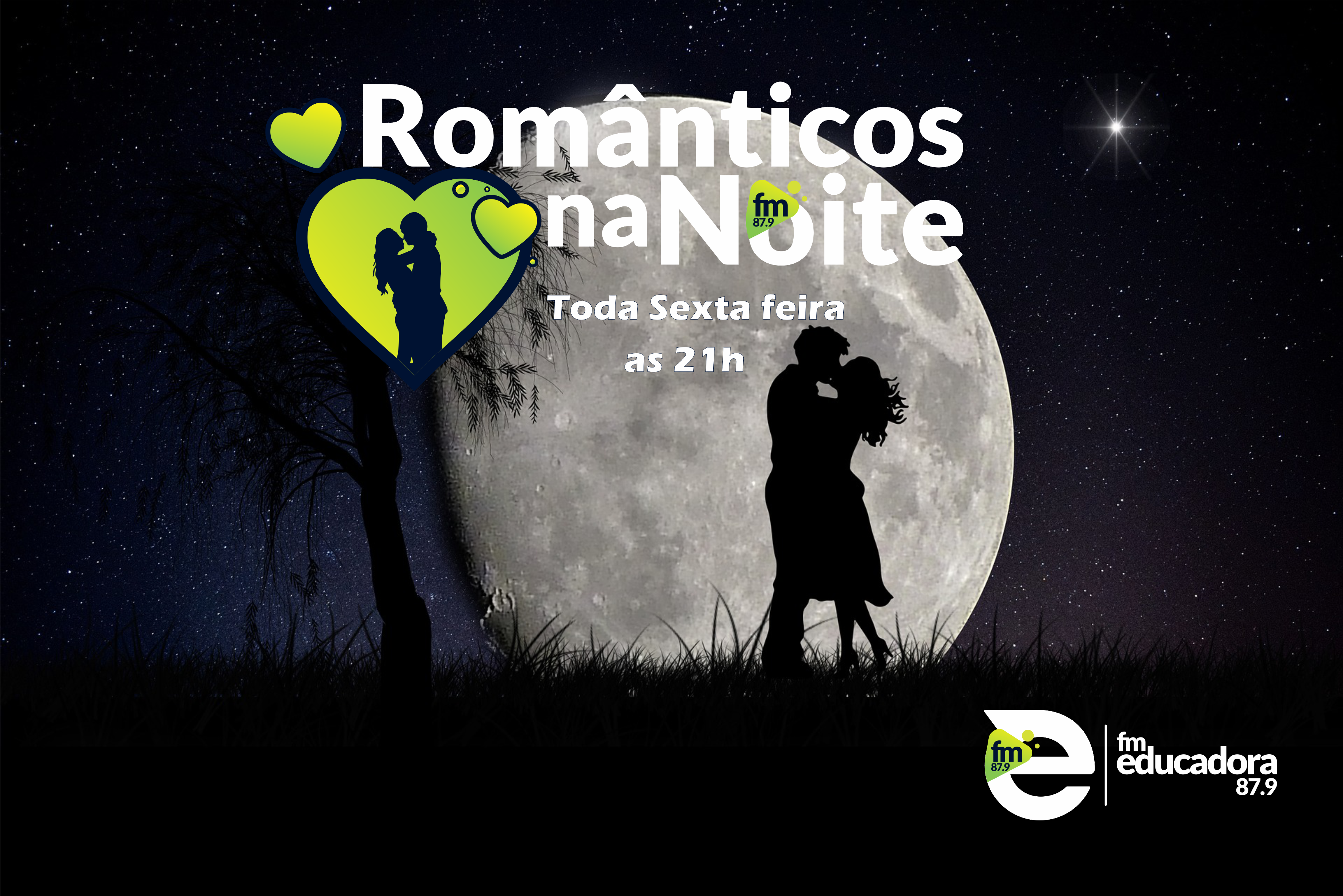 Podcast – ROMANTICOS NA NOITE – Edição 08 OUTUBRO 2021