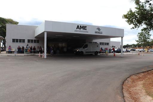 Funcionários do AME de Botucatu, usado como hospital de campanha contra Covid-19, denunciam atraso de salários