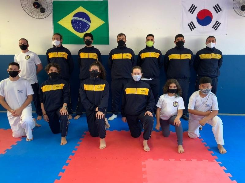 Equipe botucatuense de Taekwondo alinha treinamentos para competições neste ano